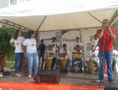 LA MÚSICA COLOMBIANA LE ABRE LAS PUERTAS A LA INCLUSIÓN EN MANIZALES