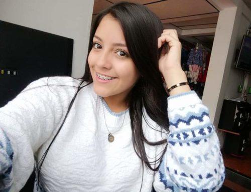 Apareció Zara Fernández