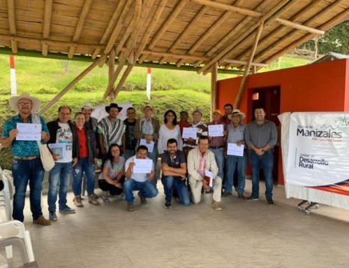 Más oportunidades para los pequeños ganaderos del municipio