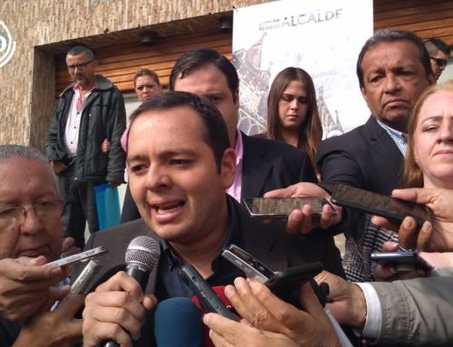 El alcalde electo de Manizales solicita revisión en la contratación de la PTAR