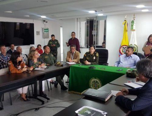 Manizales definió medidas de seguridad para la marcha del 21 de noviembre