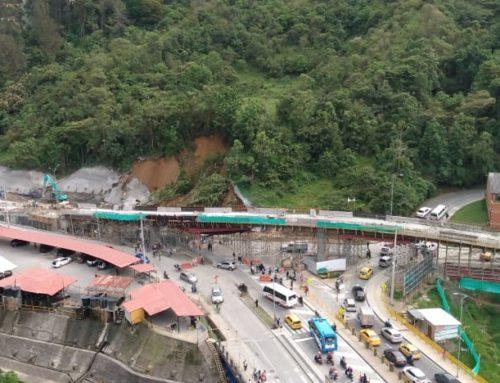 Comité evaluará constantes deslizamientos en la Av. del Río