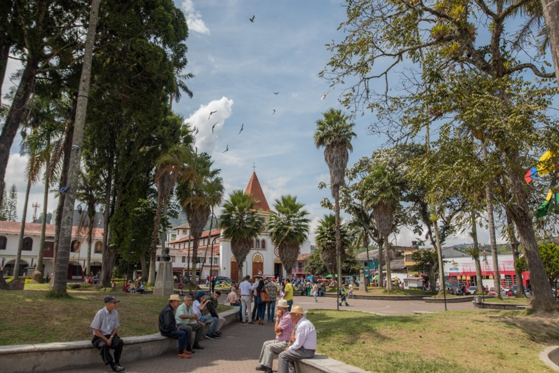 Parque Villamaría