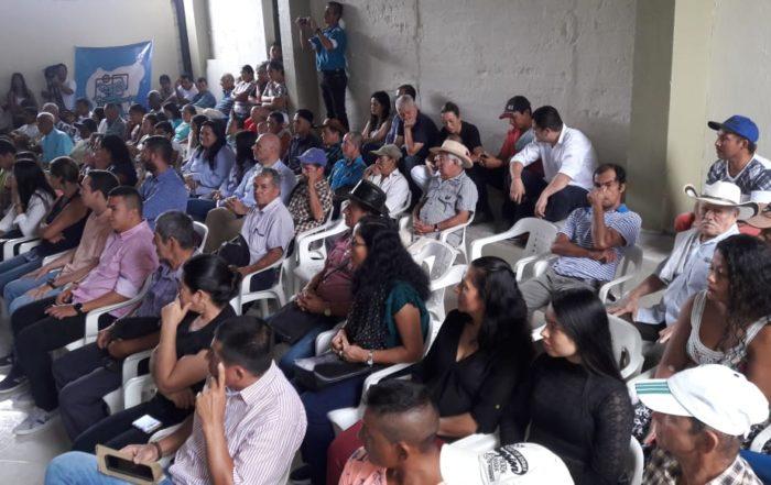 Acueduto San Diego, Samaná /Foto: Comunicaciones Gobernación Caldas