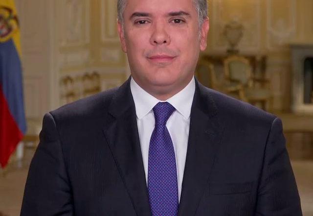Presidente Iván Duque /Foto: Sala Prensa Procolombia