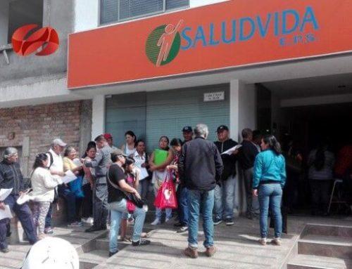 Caldas solicita a la Superintendencia Nacional de Salud el retiro de Saludvida EPS