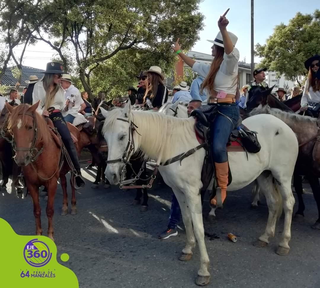 Cabalgata Feria de Manizales