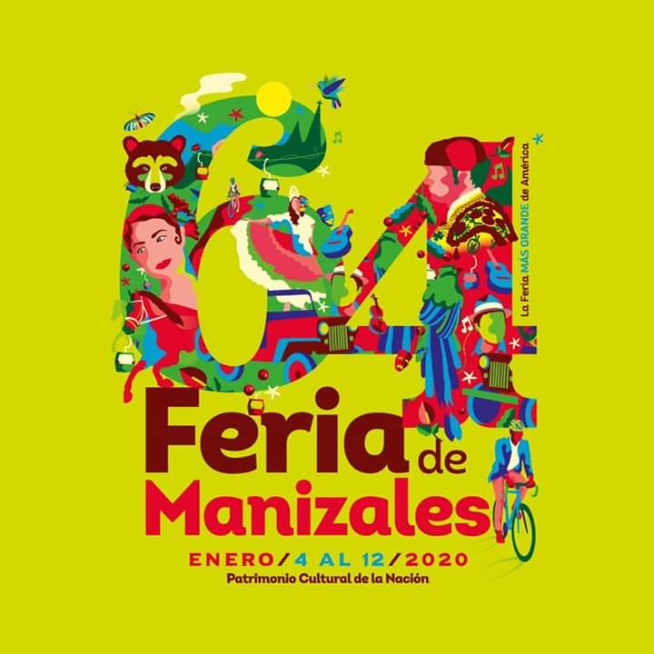 64 Feria de Manizales 2020