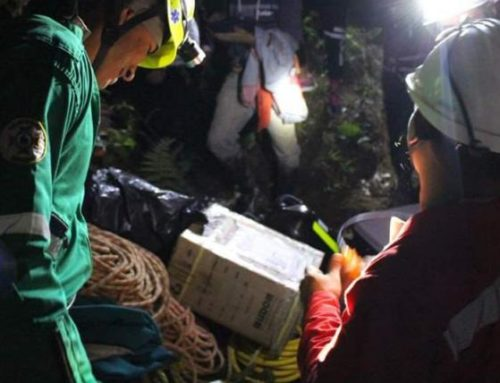 Fueron hallados sin vida los mineros atrapados en mina de Riosucio