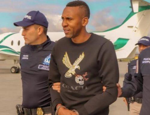 Jhon Viafara ya fue extraditado a Estados Unidos