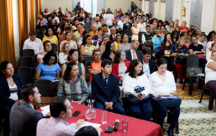 Veeduría PAE / Foto: Alcaldía de Manizales