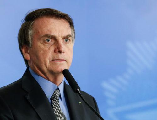 Juez del Tribunal Supremo pide suspender a Bolsonaro del cargo de Presidente