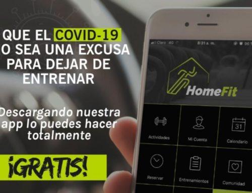 HomeFit, una gran opción deportiva con sentido social