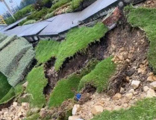 Sismo de 5,1 dejó graves daños en Chía