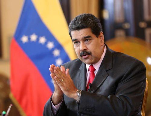 Estados Unidos ofrece 15 millones de dólares por atrapar a Maduro