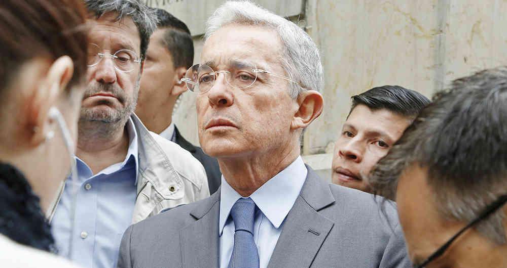 Fiscalía pide libertad del expresidente Álvaro Uribe - Eje 360